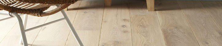 Revêtement de sol bois noble