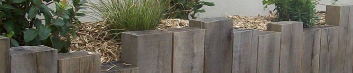 Decking de terrasse caillebotis traverses paysag res for Amenagements paysagers