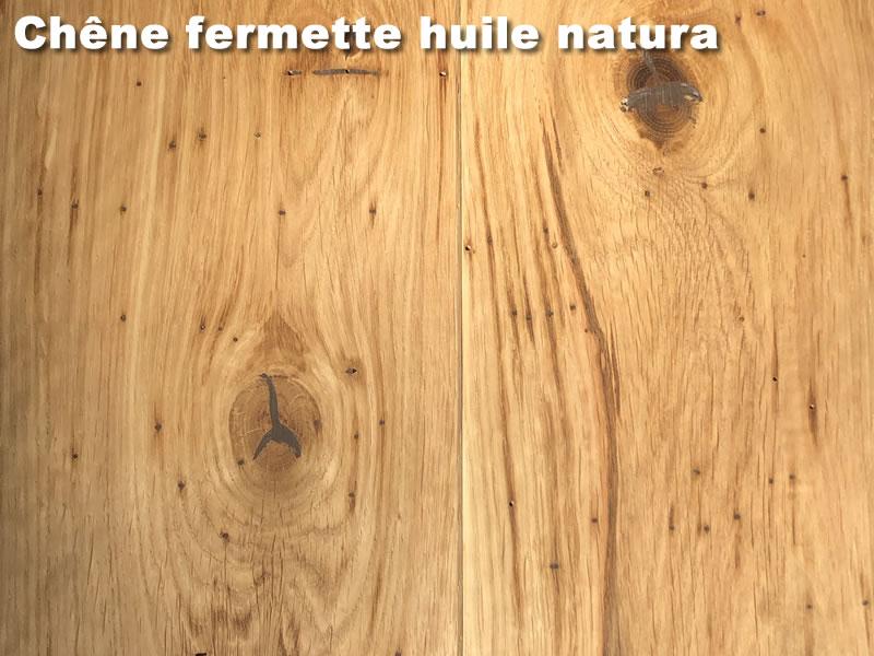 Parquet massif fermette pas cher parmi les belles surfaces de parquets en chêne
