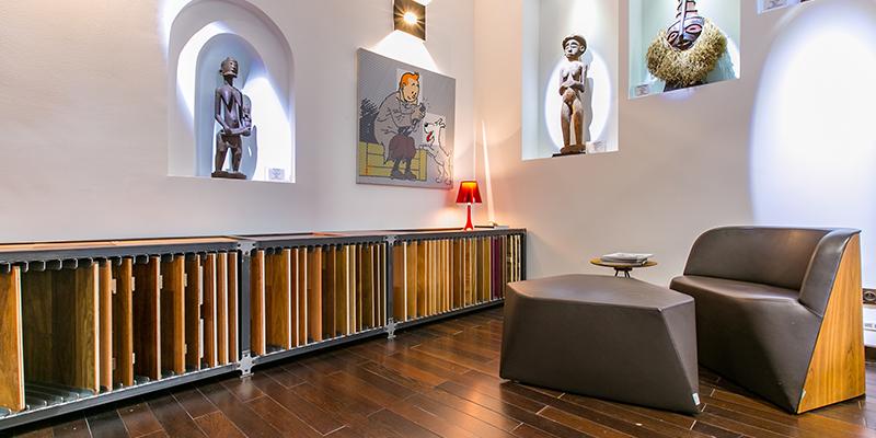 parquet bois plancher showroom strasbourg