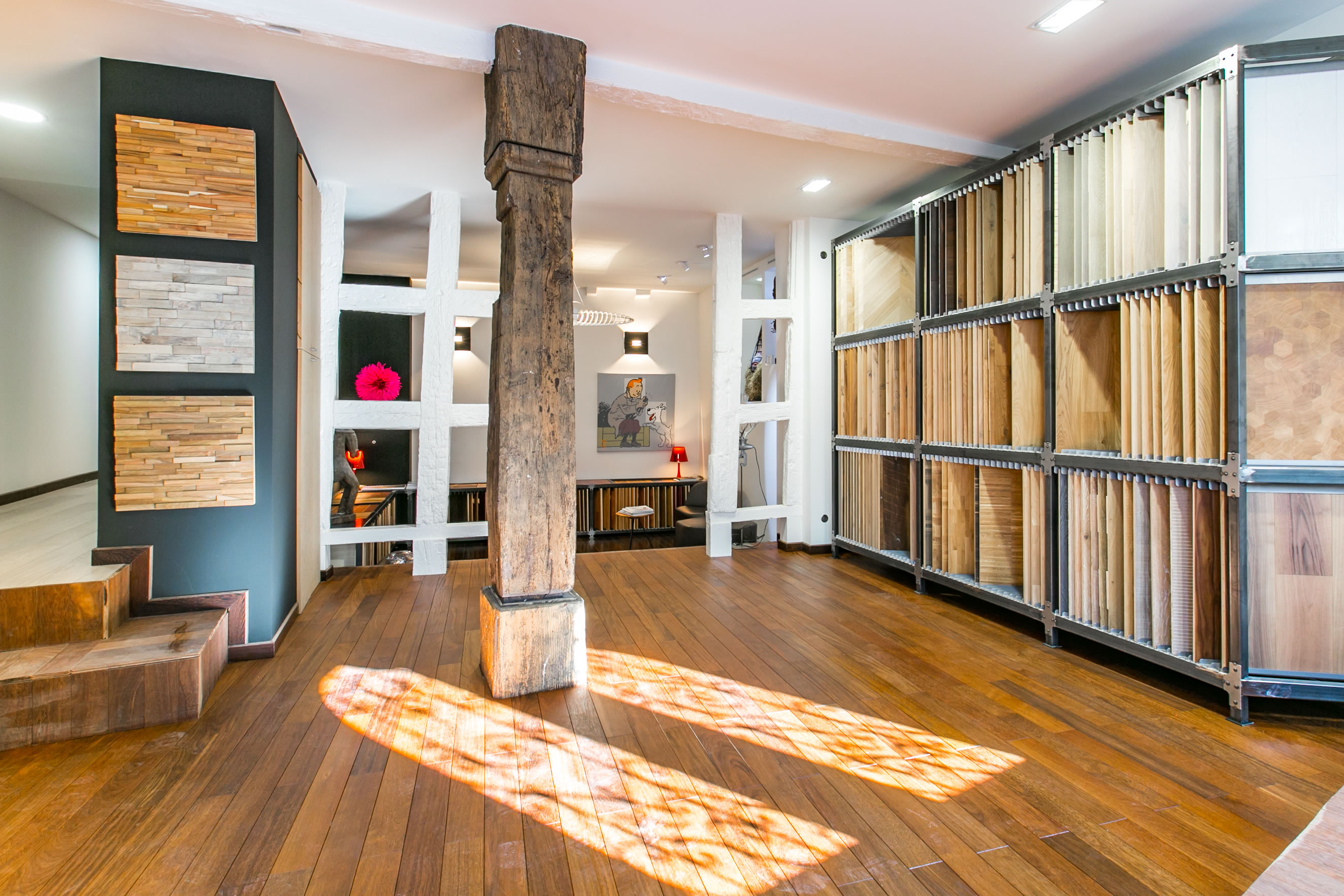 showroom strasbourg parquet