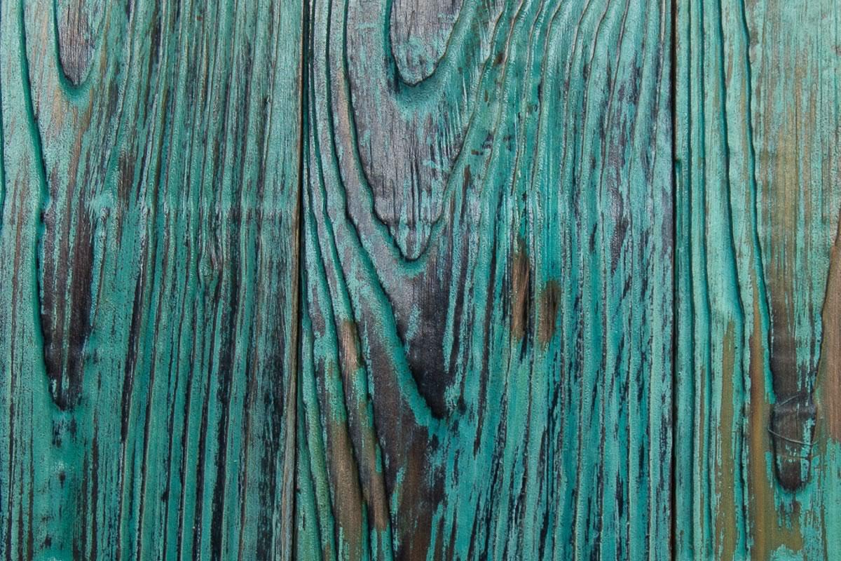lambris bois brule