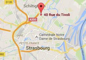 Nos magasins de parquets en Alsace et à Strasbourg